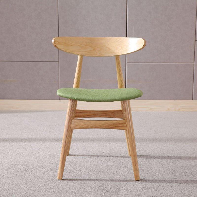 Nordic Style Restaurant Wooden Carl Hansen Chair CA018