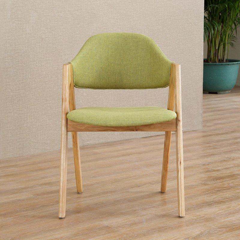 Contemporary Dining Furniture Wooden Chair With Soft Mat CA027