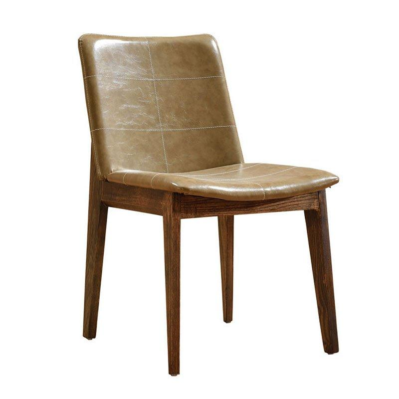 Nostalgic Style Bistro Cafe Furniture Timber Chair Seating CA030