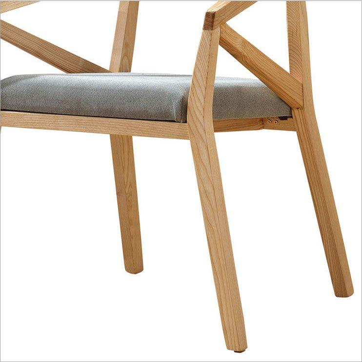 Contemporary Wooden Catering Chair Restaurant Seating CA053