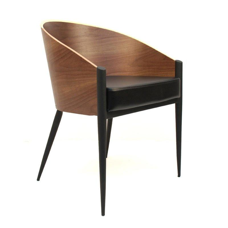 Contemporary Hotel Furniture PU Leather Chairs CA060