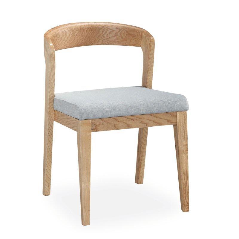 Contemporary Restaurant Wooden Bent Back Chair CA064
