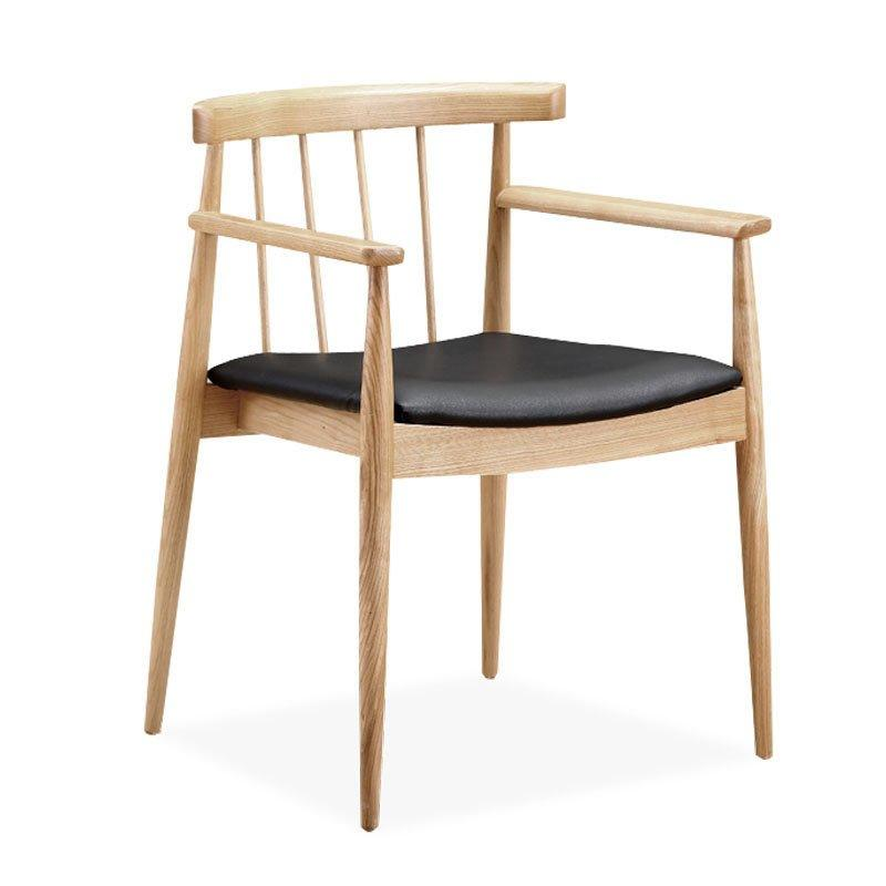 Modern Restuarant Furniture Wood Catering Armchair CA066