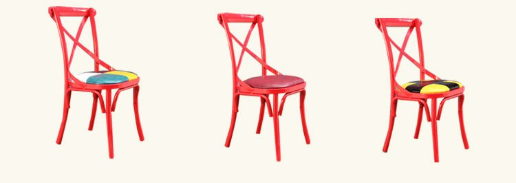 iron chairs online