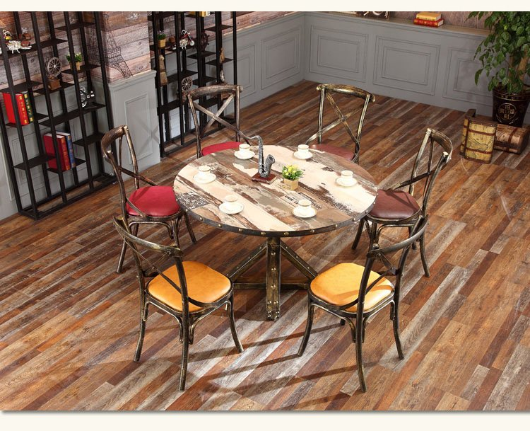metal dinette chairs