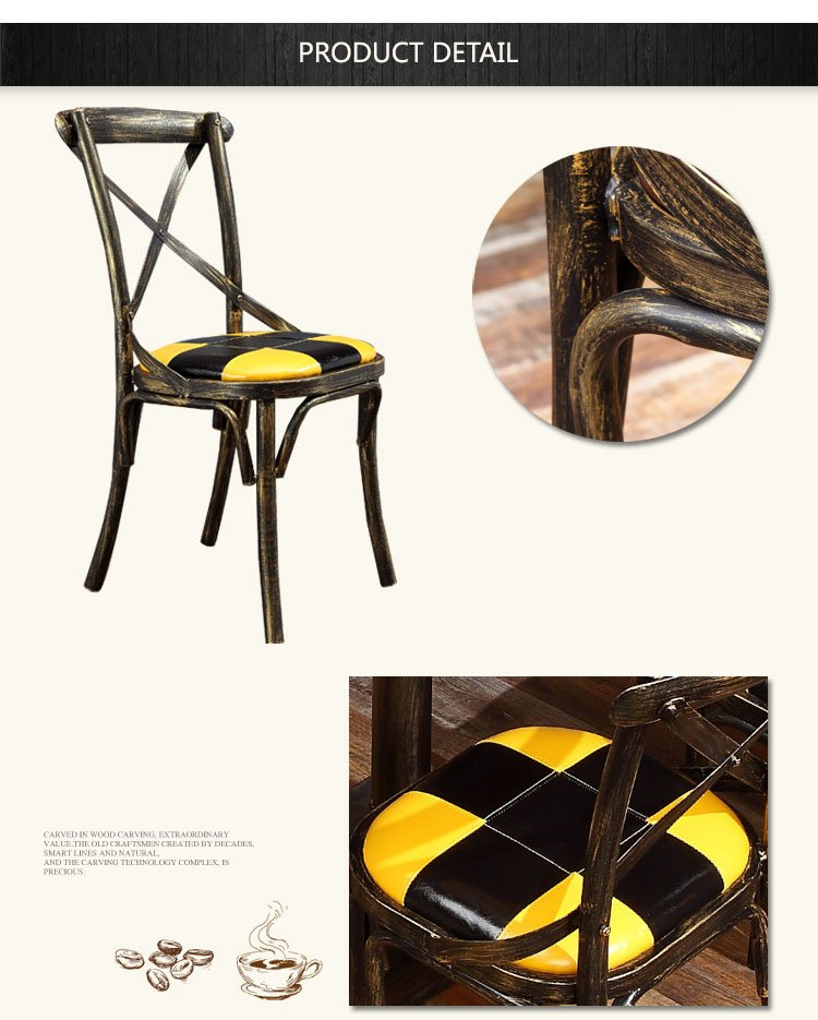 chairs with metal legs