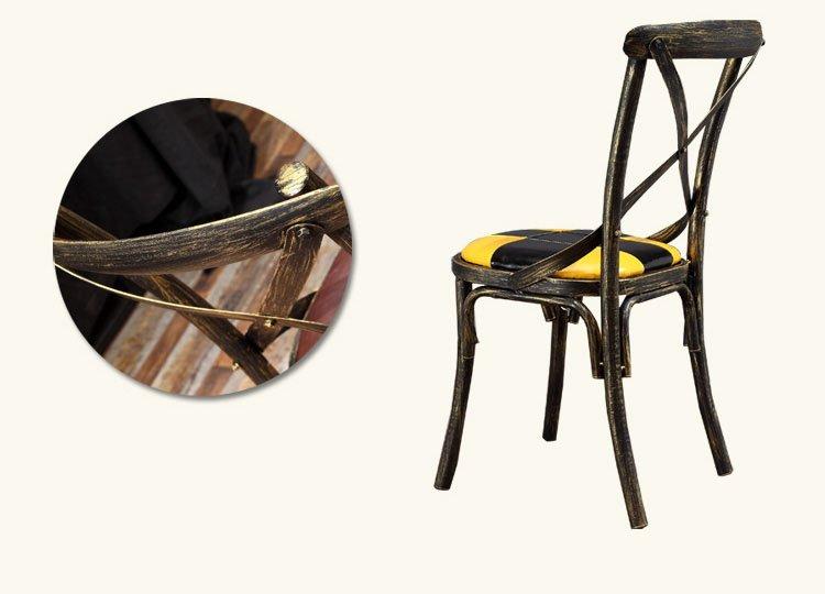 metal dining stools