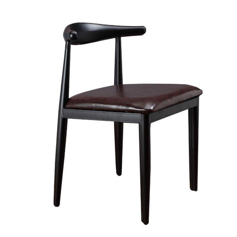 Industrial Restaurant Furniture Metal Ox Horn Chair CE008