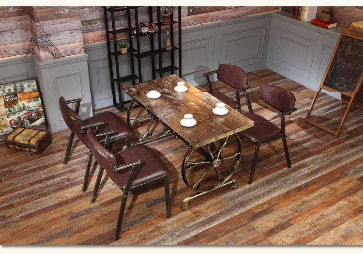 industrial dining chairs cheap