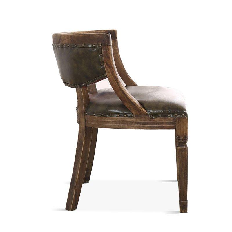 American Village Antique Wooden Dining Chairs CB005