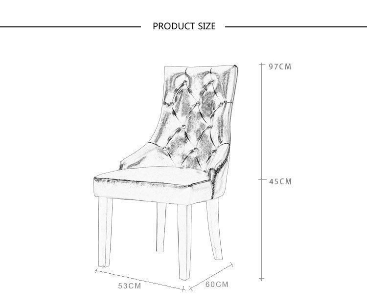 antique wooden kitchen chairs