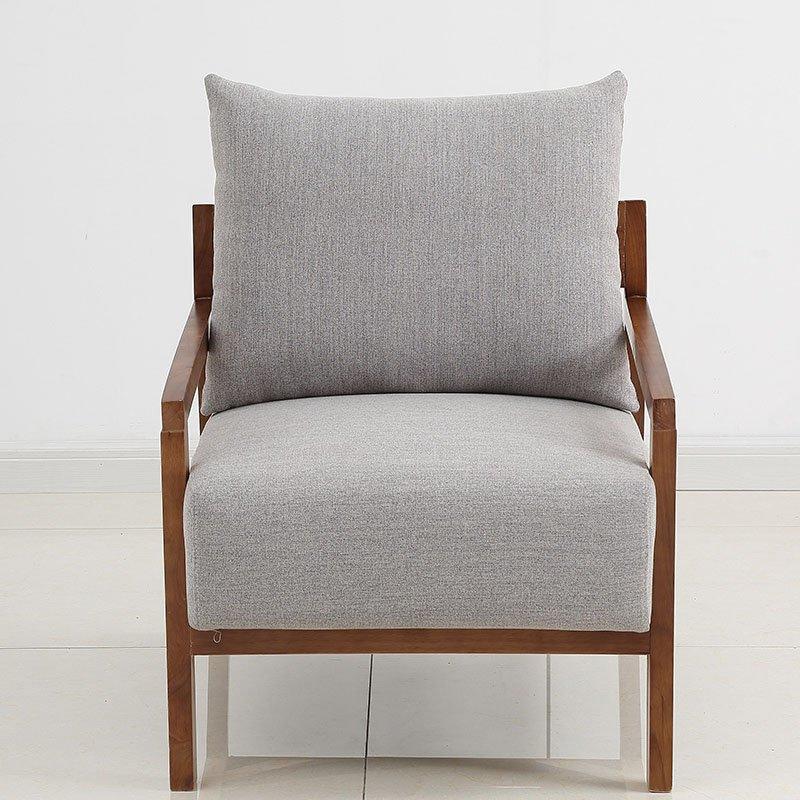 Modern Lounge Comfortable Upholstered Chairs SA009