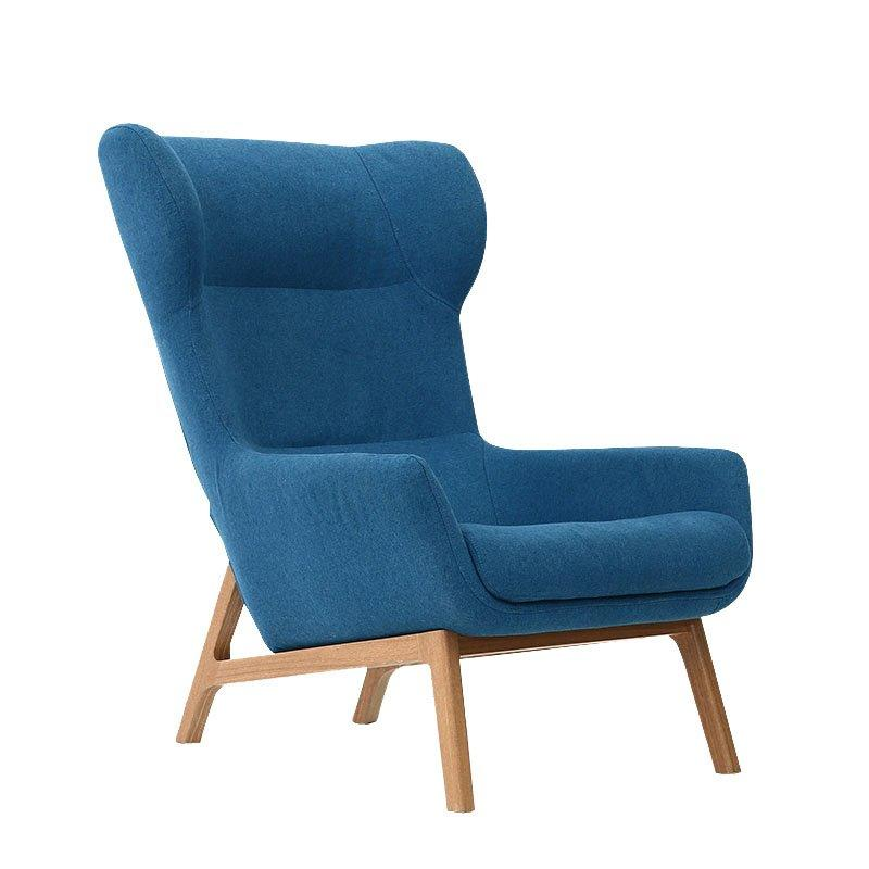 Modern Living Room Upholstered Chaise Lounge SA011