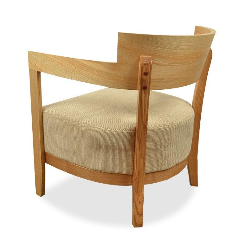 Nordic Style Restaurant Soft Mat Armchair SA014