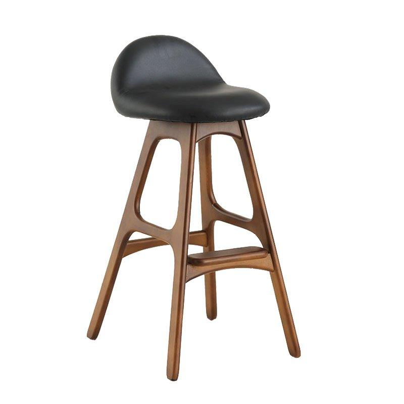 Commercial Pub Furniture Timber High Chair BA005