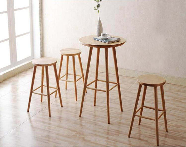 kitchen stools with back