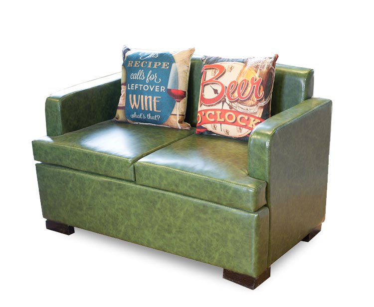 settee banquette seating