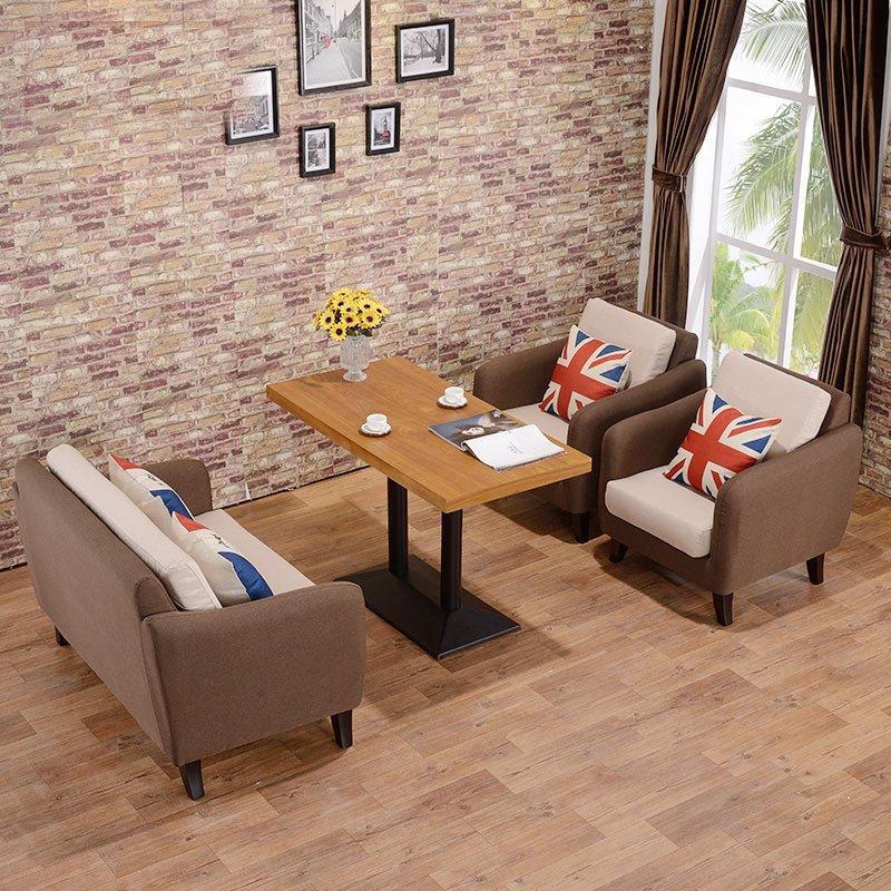 Modern Restaurant Upholstered Banquette Sofa SE005