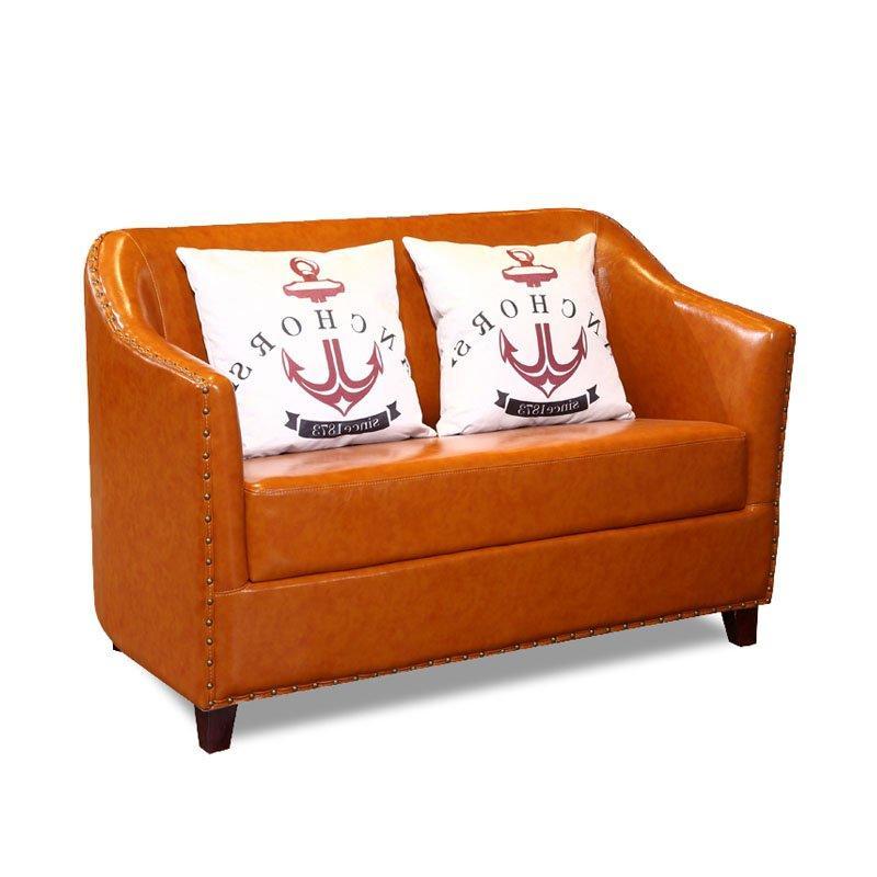 Retro Restaurant Sofa Seating Furniture SE012