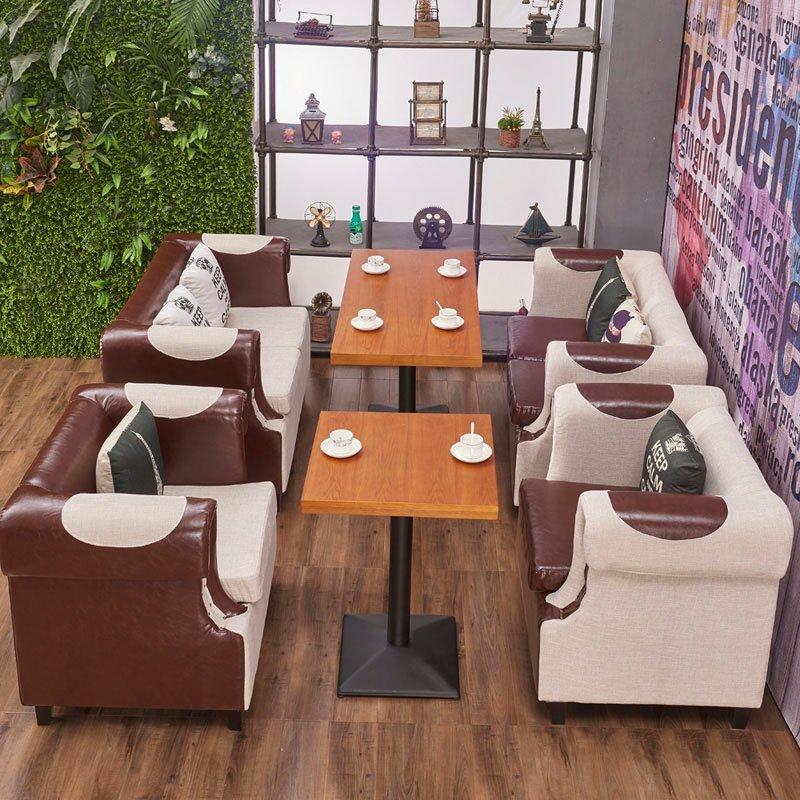 Modern Indoor Restaurant Style Sofas SE015