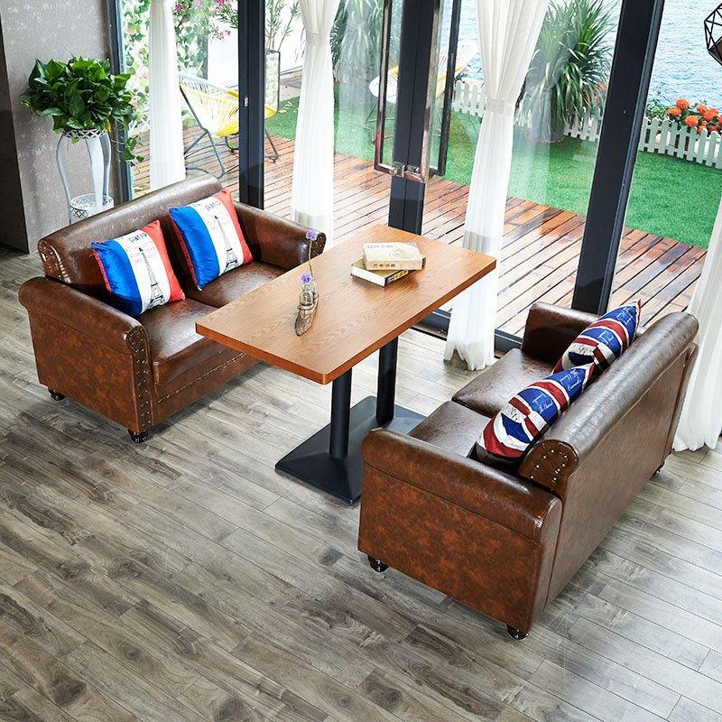 Modern Restaurant Dining Hall Sofa Upholstery SE025