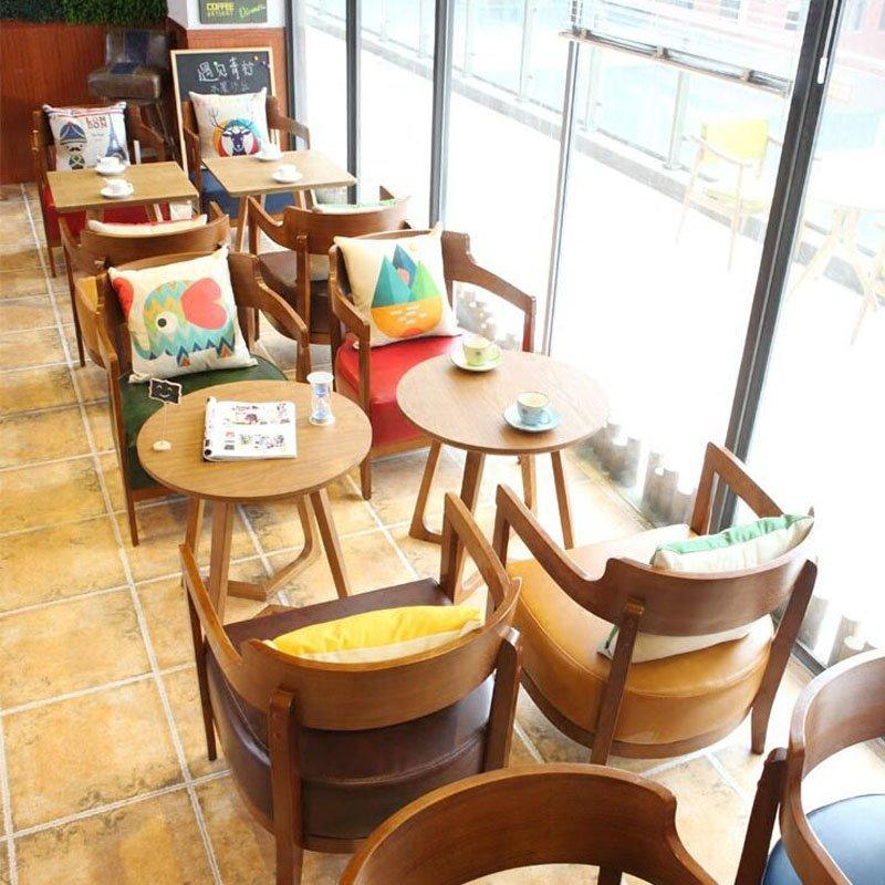 Bespoke Furniture Coffee Shop Chairs And Table GROUP71