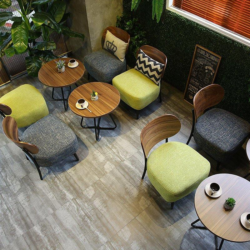 Modern Coffee Bar Furniture Upholstered Chairs And Tables GROUP77
