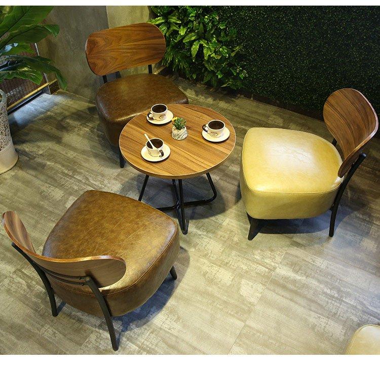 industrial cafe furniture