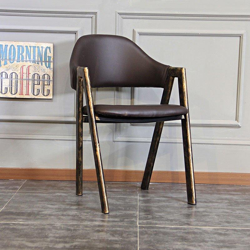 Industrial Bistro Leather Chair And Dining Table GROUP99