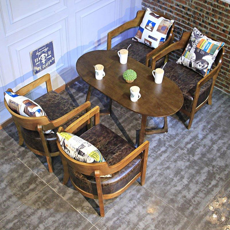Rustic Restaurant Solid Wood Seating Furniture GROUP101