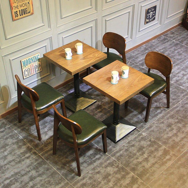 Contemporary Restaurant Pub Wood Table Sets GROUP102