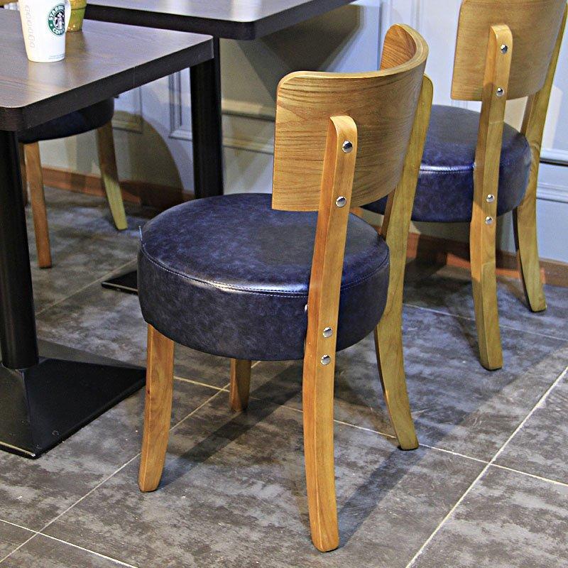 Modern Hot Pot Restaurant Wooden Dining Furniture GROUP107