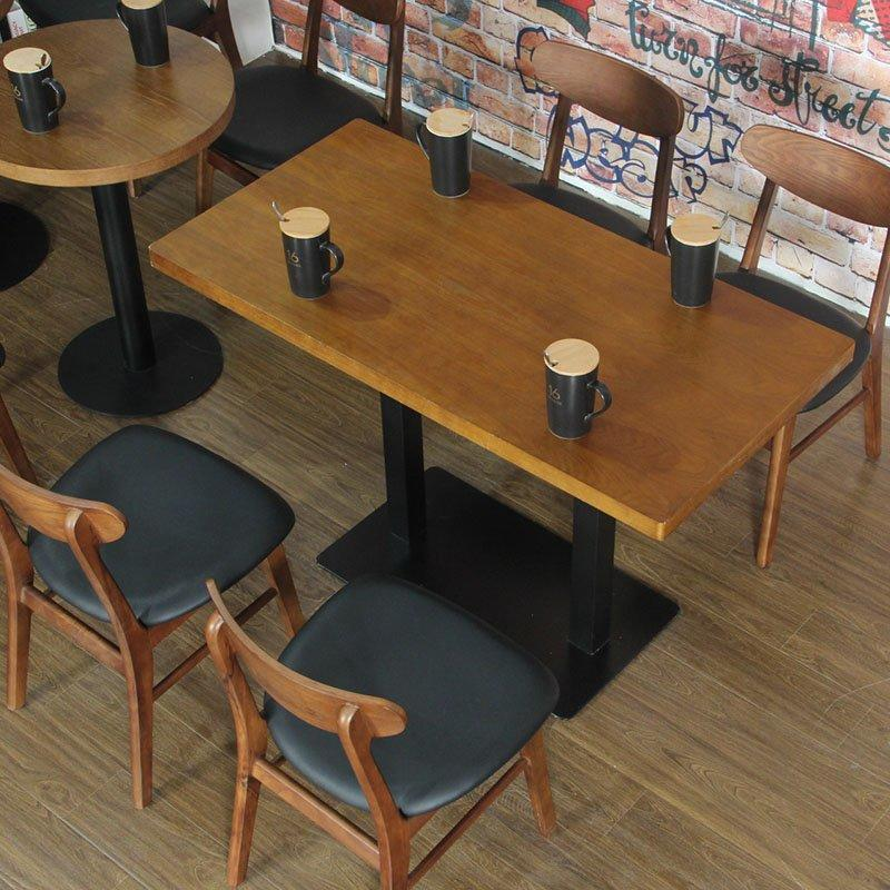 Customized Refectory Wood Catering Furniture Suits GROUP113