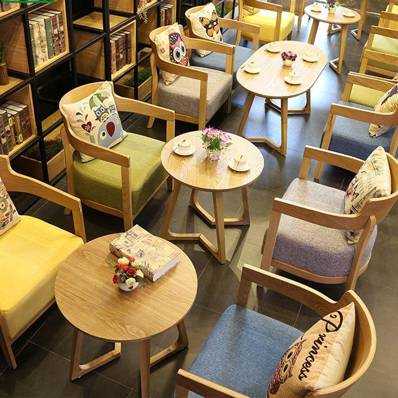 Commercial Dining Furniture For Coffee Shop GROUP125