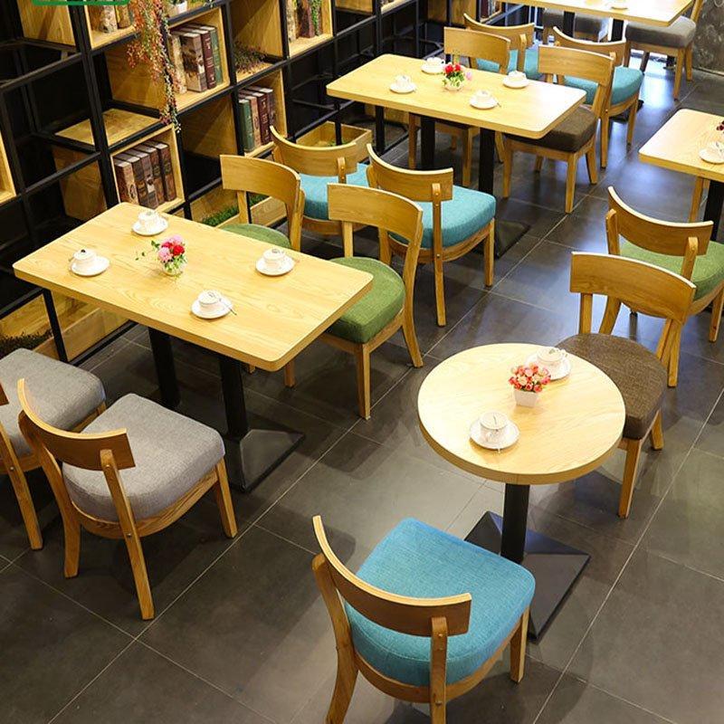 Modern Dessert House Soft Mat Chair And Table GROUP127