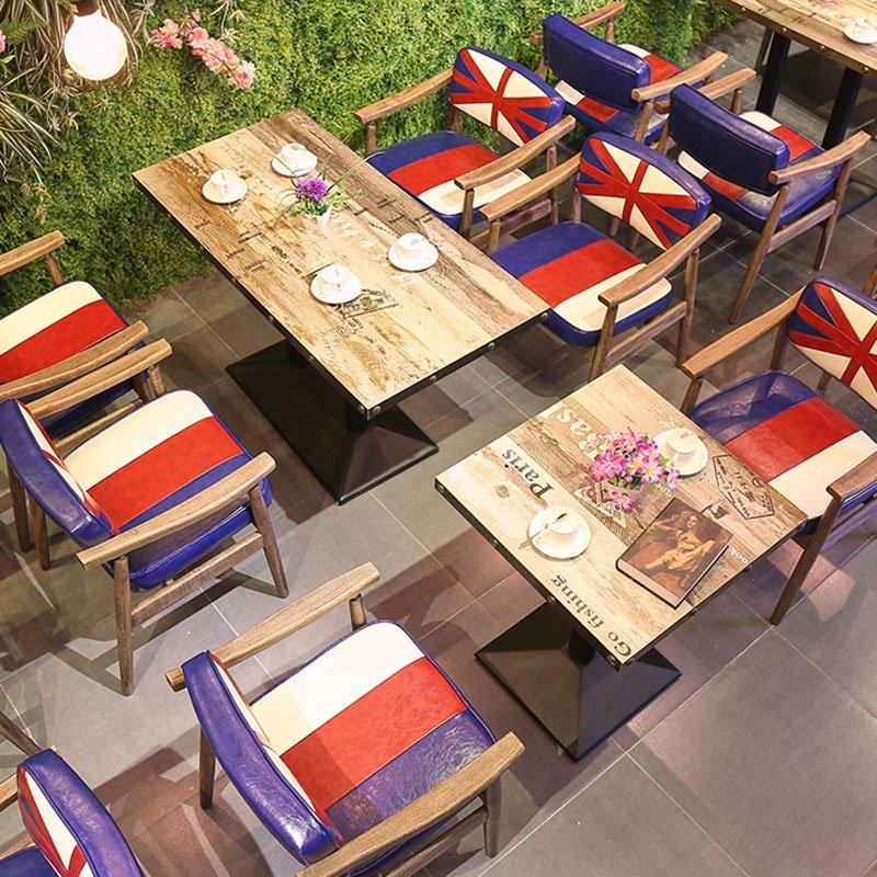 Nostalgic Style Themed Restaurant Catering Furniture GROUP142