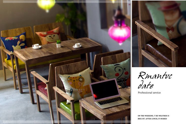 coffee shop sofa