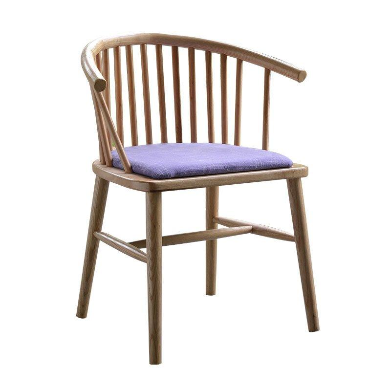 Nordic Solid Wood Windsor Chair And Dining Table GROUP176