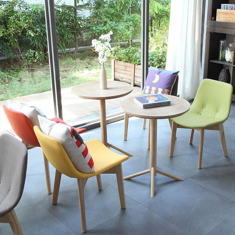 Modern Restaurant Coffee Station Comfy Chairs Table GROUP179