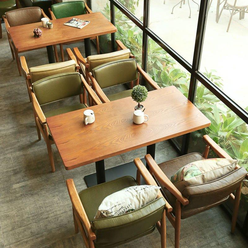 Modern Club Catering Table And Arm Rest Chair GROUP189
