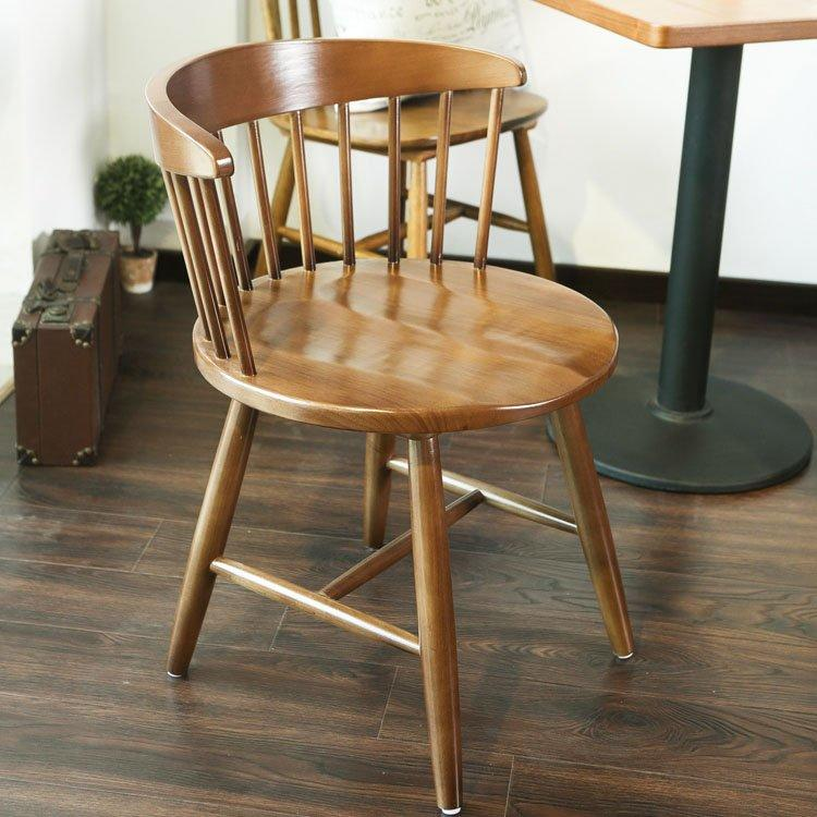 Nordic Low Back Windsor Chair And Table Set GROUP205