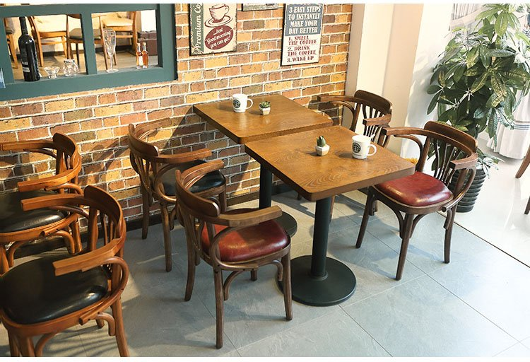 coffee shop table and chair sets