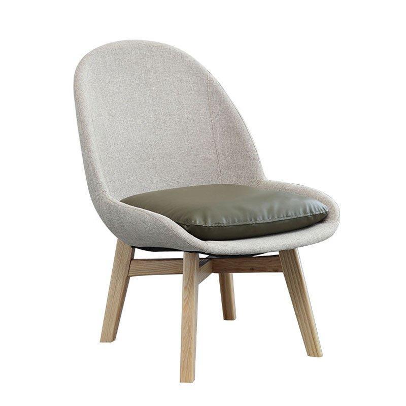 Modern Wood Dining Chair For Coffee Shop SA019