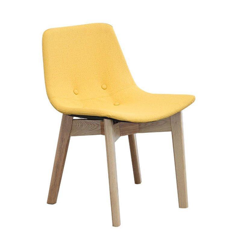 Contemporary Pub Comfy Fabric Dining Chair CA069