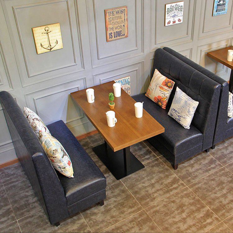 dining booth plans