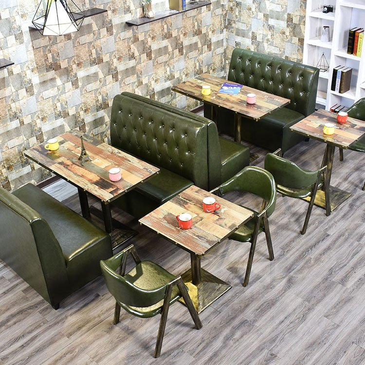 restaurant seating design