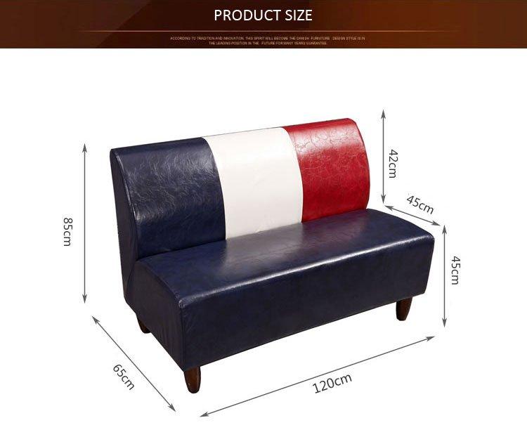 restaurant booth sofa