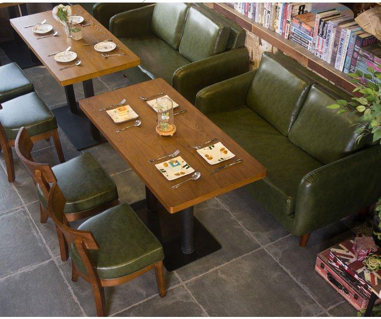 vintage club sofa