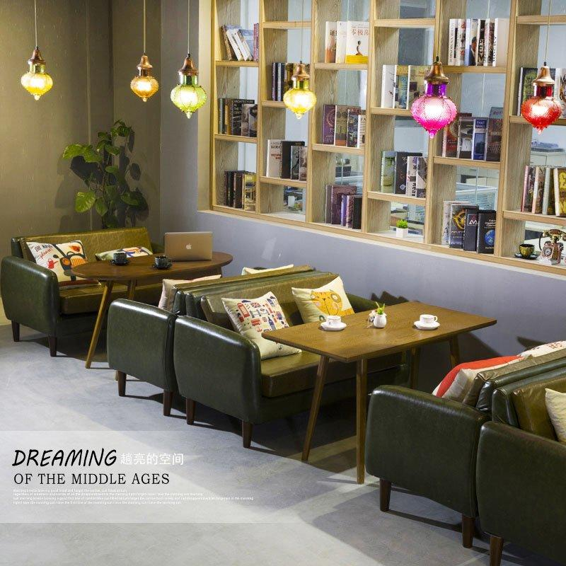 Modern Dining Room Table With Sofa Seating SE005-23