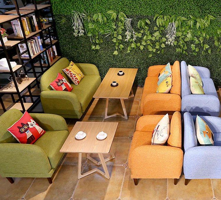 comfortable modern sofa